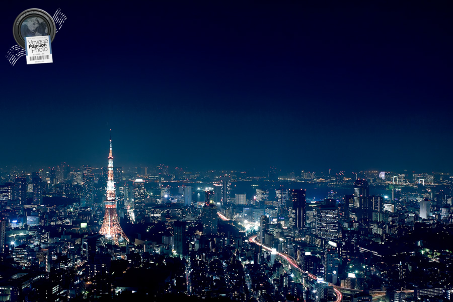 tokyo la nuit